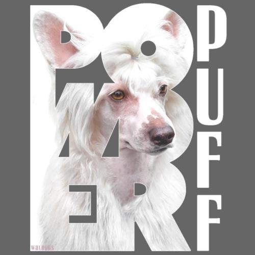 Powderpuff II - Naisten premium t-paita