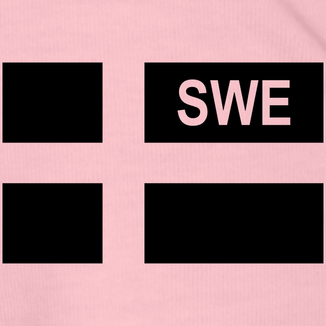 DENNA SIDA MOT FIENDEN (Rugged) + SWE FLAG