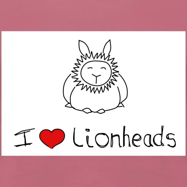 I Love Lionheads