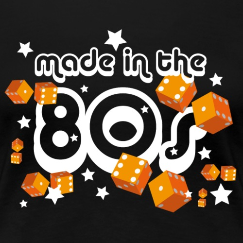 Made in the 80s - Frauen Premium T-Shirt