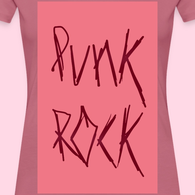 Logo Punk Rock - Josh