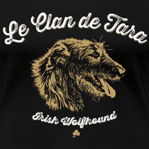 Clan de Tara - T-shirt Premium Femme