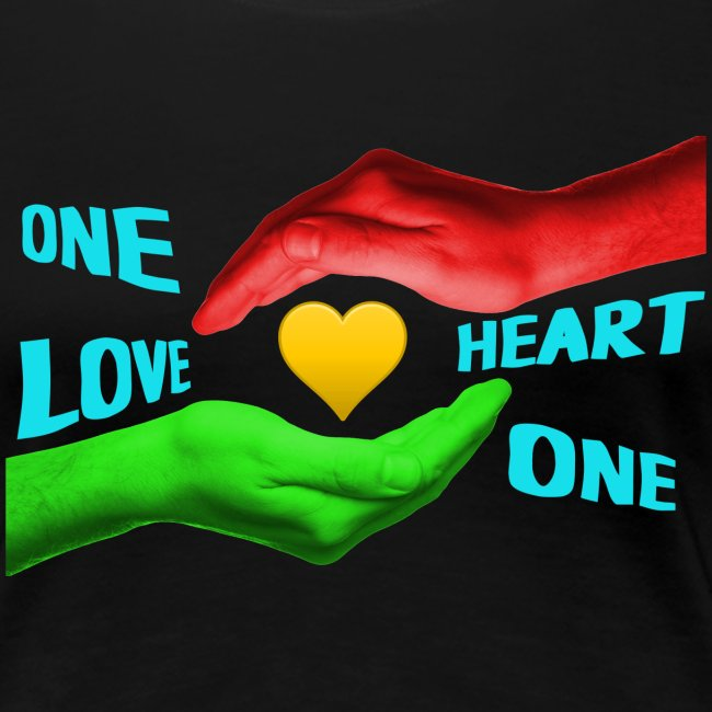 One love - one heart