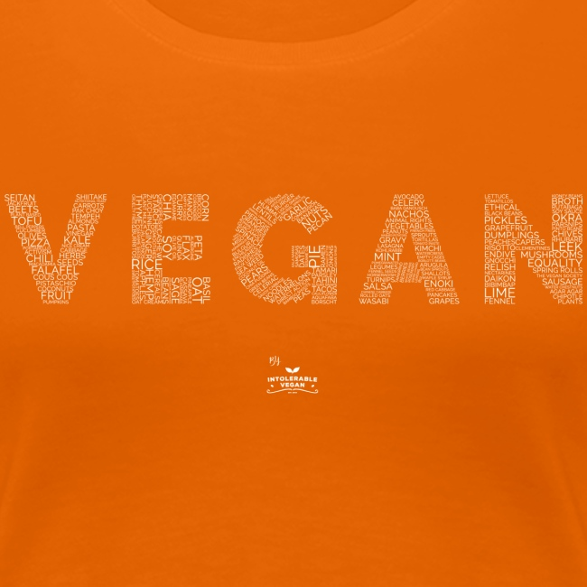 Vegan - White