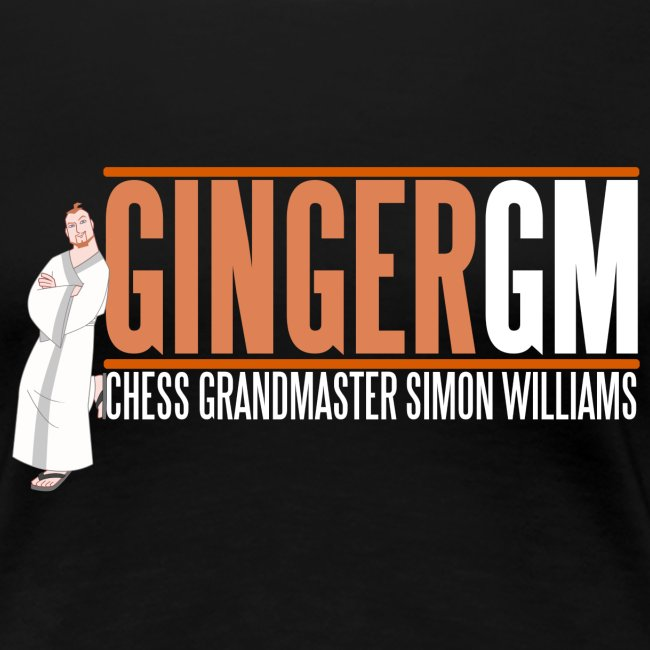 Ginger GM White Logo