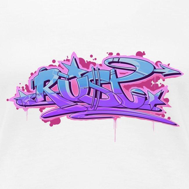 Rust Pink Swing