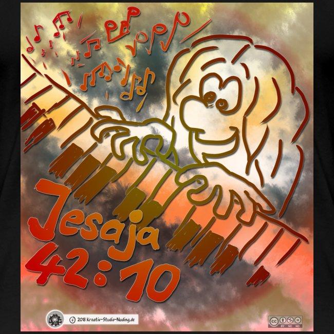 Design Klavier Jesaja 42:10