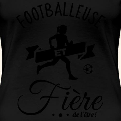 FOOTBALL - Footballeuse et fière de l'être !