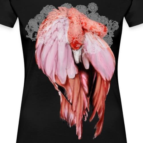 Fenicottero rosa - Maglietta Premium da donna