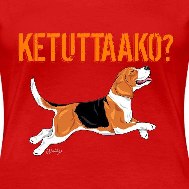 Ketuttaako Beagle