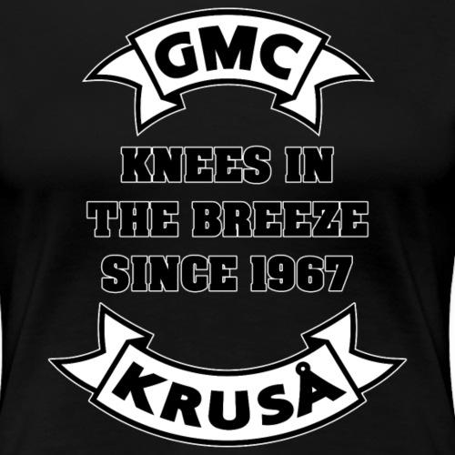 KNEES i BREEZE siden 1967 - Dame premium T-shirt
