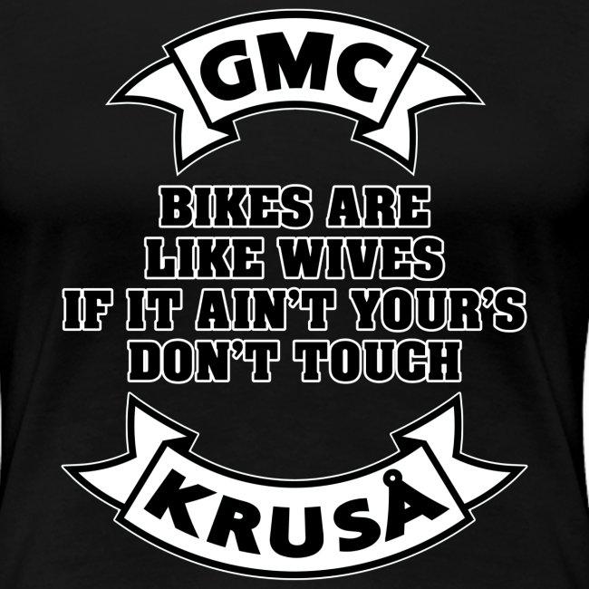 GMC cykler er som kvinder