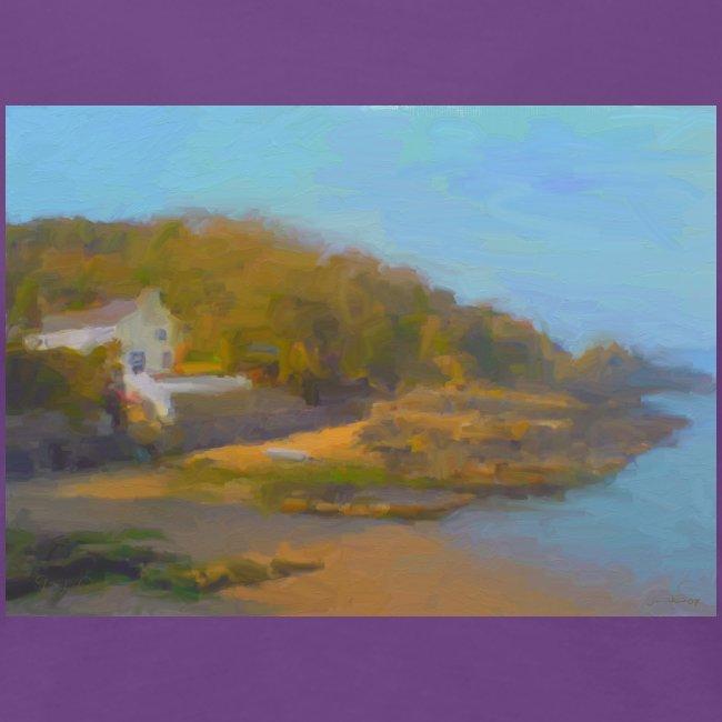 Cwm yr Eglwys beach Pembrokeshire