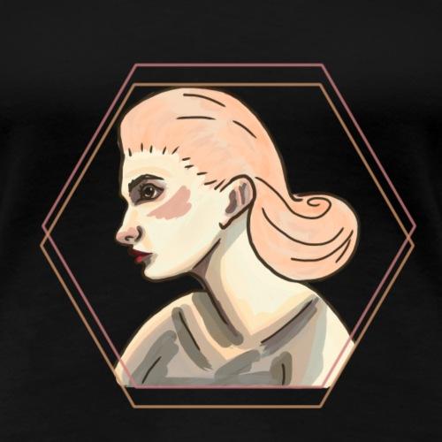 rosa - Women's Premium T-Shirt