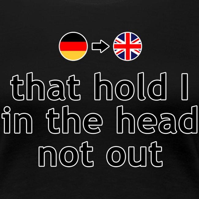 deutsch englisch - head