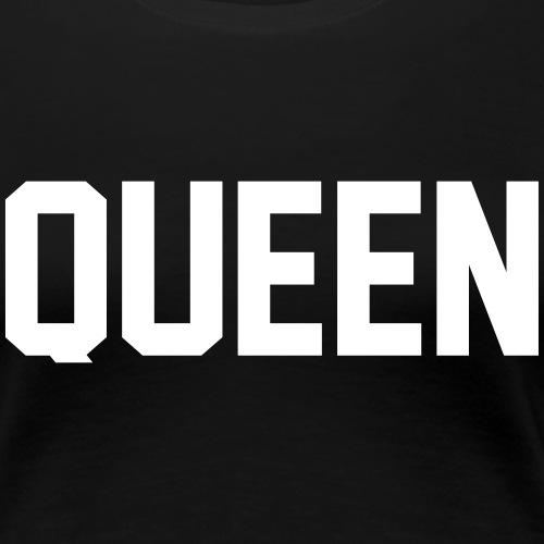 Queen 2 - Frauen Premium T-Shirt
