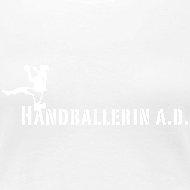 Handballerin a D 2