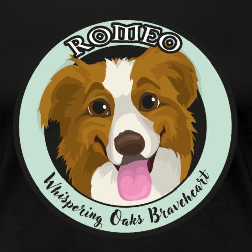 ROMEO - Women's Premium T-Shirt