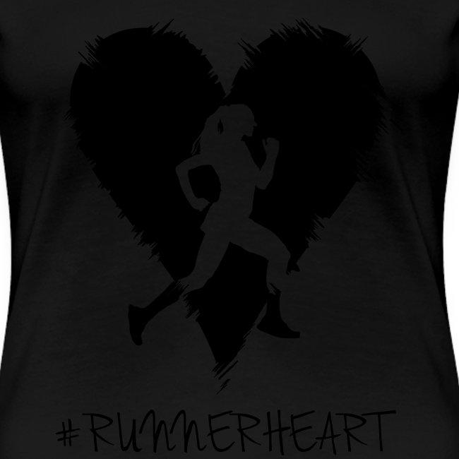 #Runnerheart Girl small