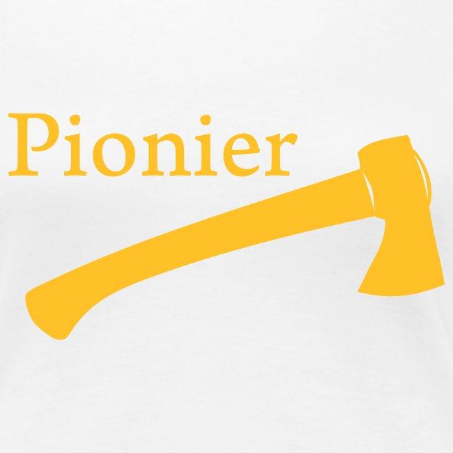 Pionier Axt