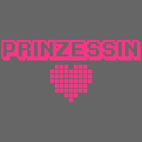 Pixel Prinzessin - Women's Premium T-Shirt