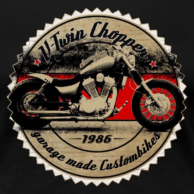 CHROMELESS V2 CHOPPER VOL2