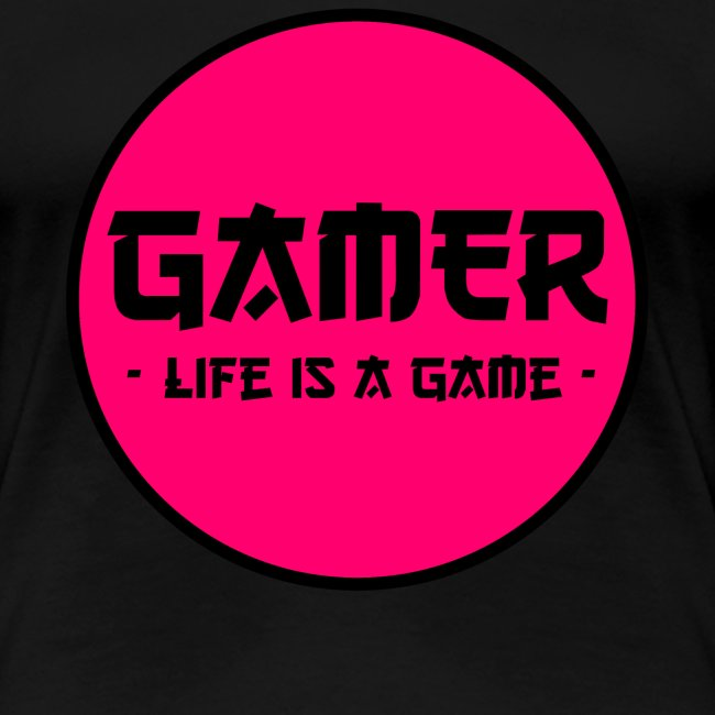 Gamer Life is a Game
