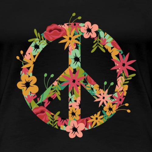 Blumen Peace Symbol