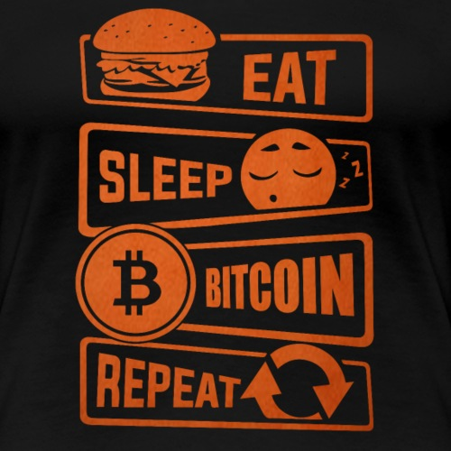 Crypto Swag - Frauen Premium T-Shirt