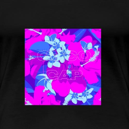 Coco CaP - Frauen Premium T-Shirt