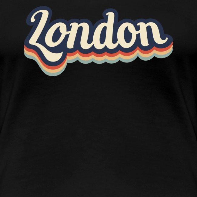 Vintage London Souvenir - Retro London