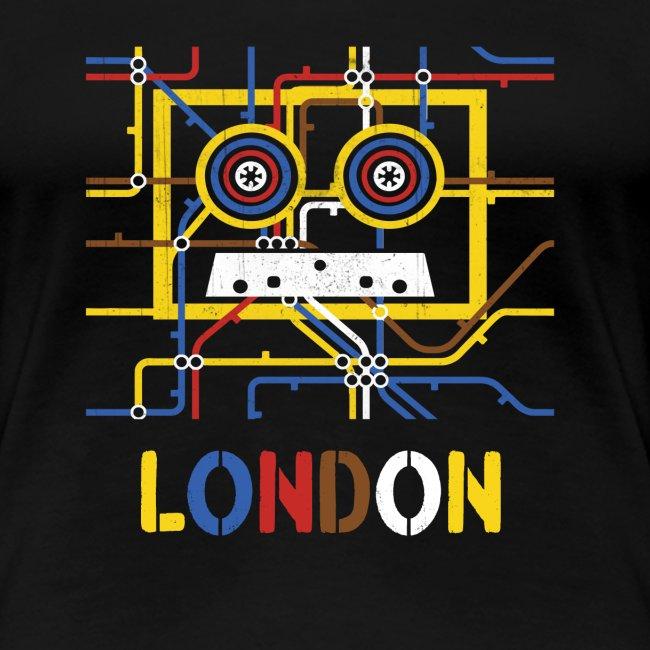 London Tube Map Underground