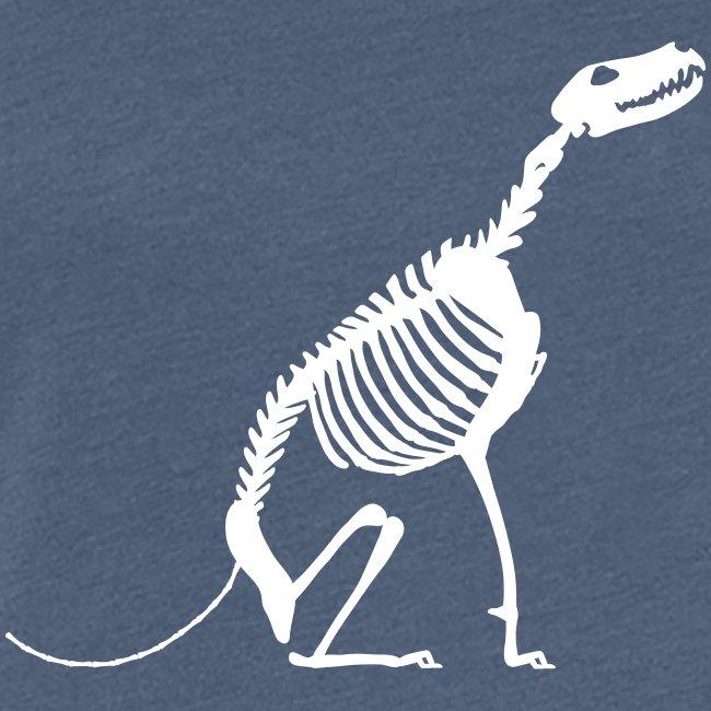 Istu Luuranko Sit Skeleton