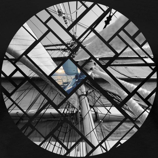 Segelschiff Grafisches Design