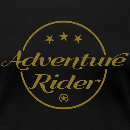 Adventure Rider - Koszulka damska Premium