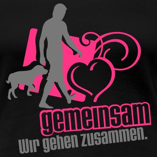 motivgemeinsam - Frauen Premium T-Shirt