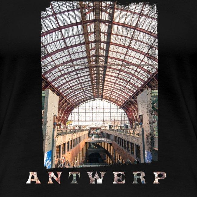 ANTWERP CENTRAL STATION