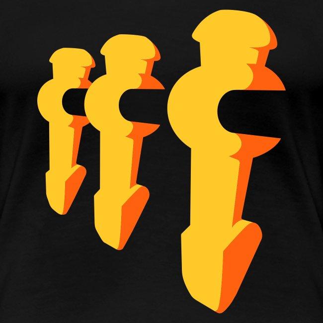 Kickerfiguren - Kickershirt