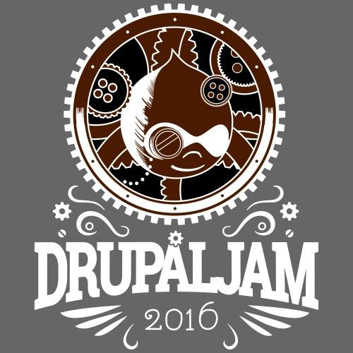 Drupaljam 2016 - Vrouwen Premium T-shirt