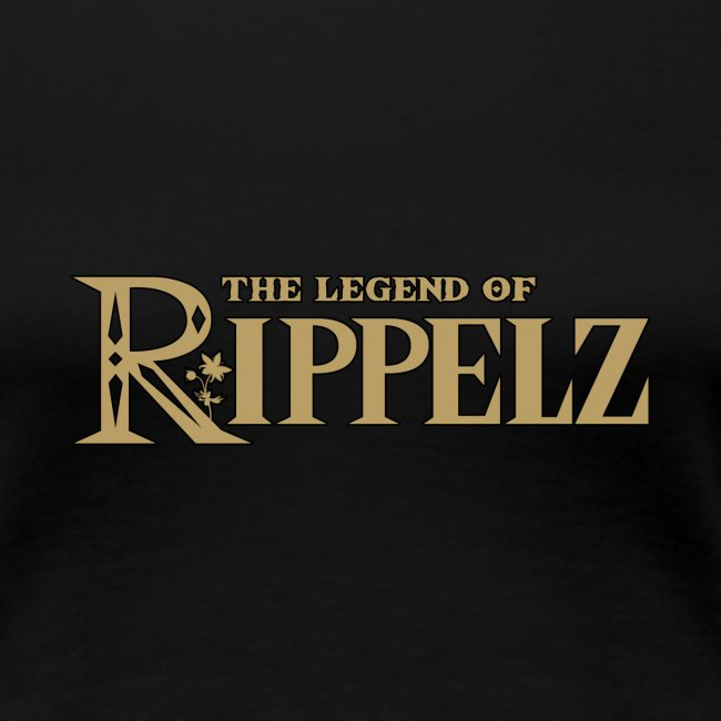 Rippelz - The Legend of Rippelz (Schriftzug only)
