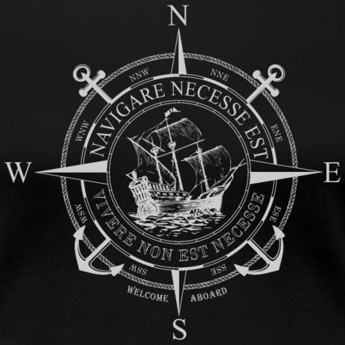 NAVIGARE - Women's Premium T-Shirt