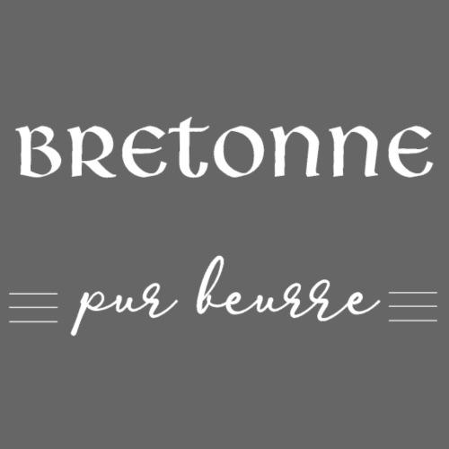 Bretonne pur beurre - T-shirt Premium Femme
