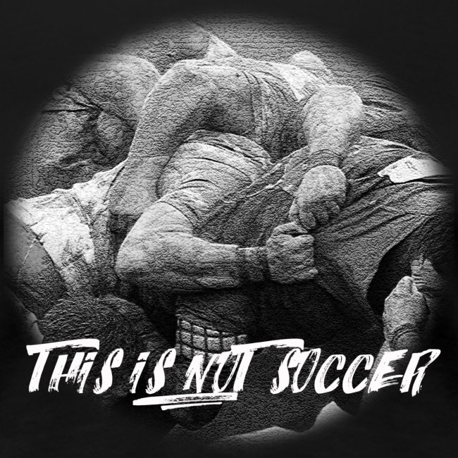 Rugby - This is not soccer