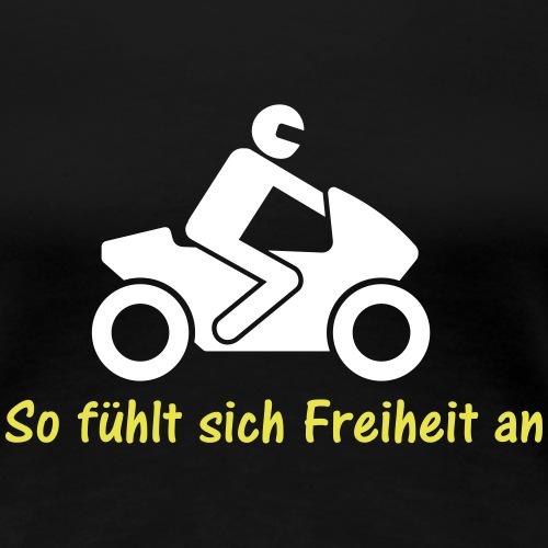 Freiheit - Frauen Premium T-Shirt