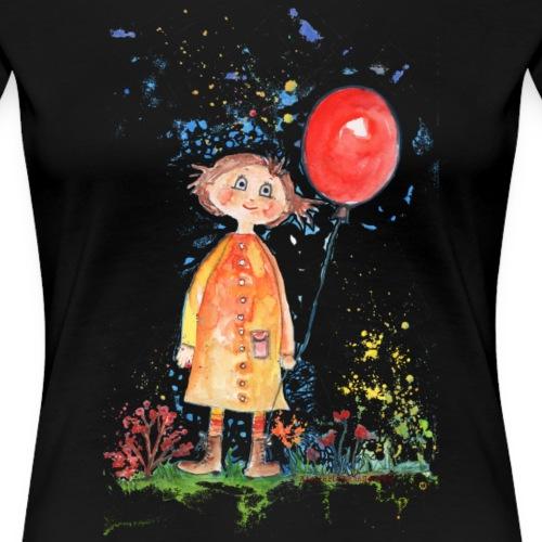 MädchenTräume - Frauen Premium T-Shirt