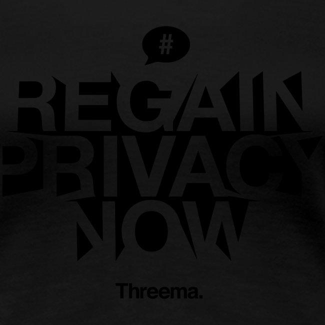 Regain Privacy Now 1