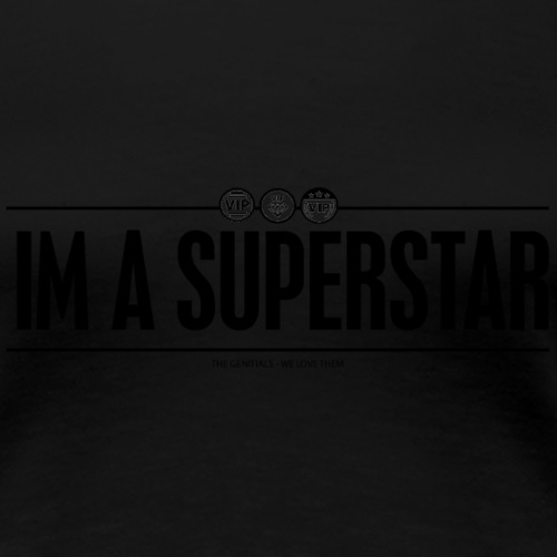 SUPERSTAR - Dame premium T-shirt