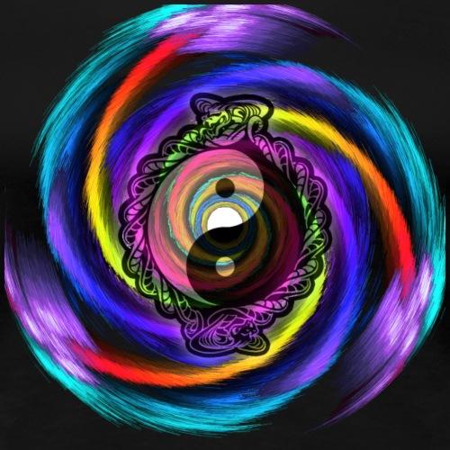 Yin Yang Cobra Spirale