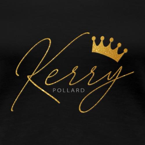 Kerry Pollard - Women's Premium T-Shirt