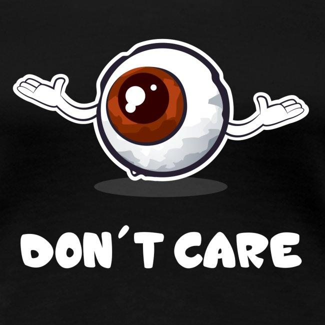 EYE don't care